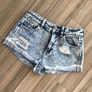 Kendall & Kylie pacsun highwaisted shorts